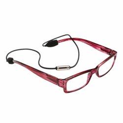 Effen kleur oogbeschermers glazen Rope Chain Silicone oogglazen koord Anti-Skid draagbare brilhouder voor buiten decoreren