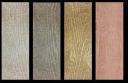 Le Silicate de calcium d'administration du grain du bois Fibre de ciment Le ciment du conseil Conseil Panneaux de plancher en fibre optique