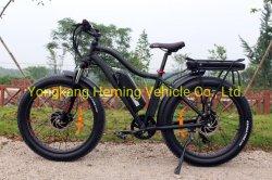 1000W grande fonte de gordura de bicicletas eléctricas dos pneus/Neve Ebike/Praia Eléctrico Cruiser aluguer