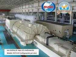 Central Eléctrica de la Turbina de Vapor de la Presión Posterior