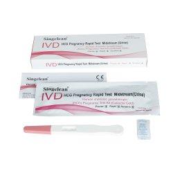 Беременности HCG (мочи) еще на один шаг быстрой диагностики комплекта для проверки
