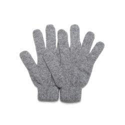 卸し売り方法極度の柔らかく継ぎ目が無い編まれたカシミヤ織の手袋