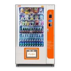 Automatische combinatie van gekoelde automaten voor snacks en dranken (XY-DLE-10C)