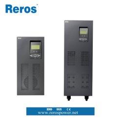 기업 또는 은행에 의하여 이용되는 삼상 저주파 변압기 기초 UPS 전력 공급