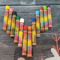 Qualität 12 Farben passte Kursteilnehmer-Briefpapier-Öl-Pastellsets für Primärschule-Kursteilnehmer an