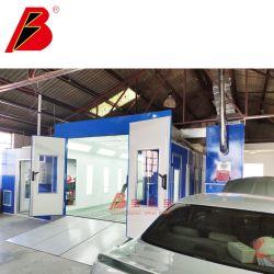 Barato cabines de pintura para venda Au Standard Cabine de Spray Caixa de luz fora