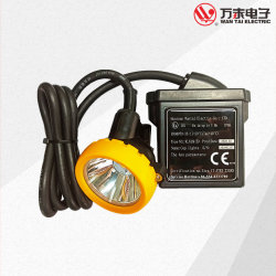 Miner ′ S ランプ 18000lm ATEX 石炭採掘防爆マイナー キャップランプ LED マイナーの S ランプ