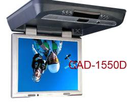 """No teto com monitor LCD de 15"""" (CAD-1550D)"""
