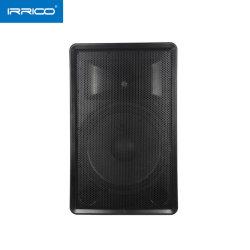 Audio 15polegadas Altifalante portátil com microfone e linha de Função do Conector