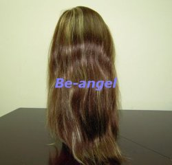 Cheveux humains Full Lace Wig