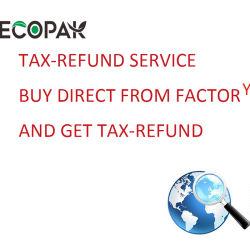 Inclusione dell'agente & esportazione, servizio di rimborso di imposta