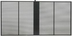 """P3,9-7,8mm hohe Helligkeit Glas Werbung LED Transparente Anzeige Bildschirm für Fenster """"Bühne & Geschäft"""""""
