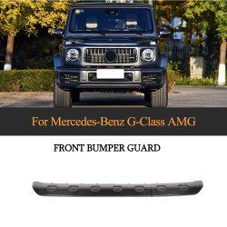 Pára-choques dianteiro em fibra de carbono Guard para Mercedes Benz Classe G W463 G65 G550 G63 AMG 2019