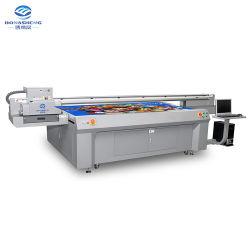 Lack-Tintenstrahl-Drucken-Maschine des großen Format-3D für Glas-/keramisches/Acrylic/PVC/Light Stück