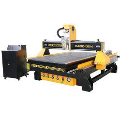 ماكينة نحت الخشب CNC، جهاز توجيه CNC يعمل بالخشب مع جهاز المحور الدوار الرابع