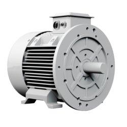 고능률 경량 영원한 자석 AC 3 단계 모터