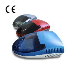 Médicos Nebulizador Compresor de aire de OEM de la máquina para uso doméstico con CE Nebulizador Nebulizador Kit con mascarilla para los Niños Los niños de Pediatría