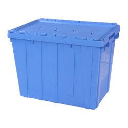 販売のための高品質のプラスチック移動ボックス頑丈なプラスチックの箱