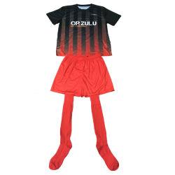 Club de Fútbol Camisetas de fútbol soccer de nuevo diseño para niños uniformes