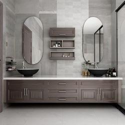 Mobilier de salle de bains armoire de salle de bains murale en aluminium