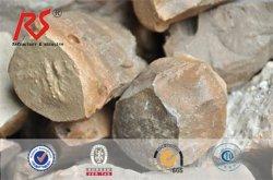 Het gesmolten Aluminaat van het Calcium van het Aluminaat van het Calcium van de Raffinage van de Slakken van de Houten trechter Slakken Gesmolten