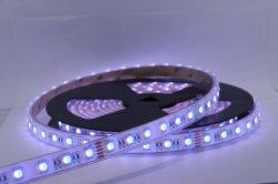 IP68 SMD5050 Bande lumineuse à LED RVB Outdoor étanche multifonction 12V 24V LED Flexible et fiable de la lumière de bandes économique 5050 60 LED/M RGBW Strip Light