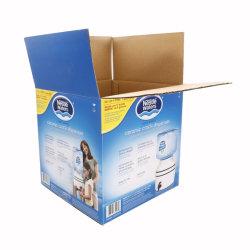 El logo impreso personalizado papel cartón corrugado pava muebles utensilios de cocina Electrodomésticos vino cerveza Zapata Envío de mailing de ropa de embalaje de cartón de embalaje de regalo