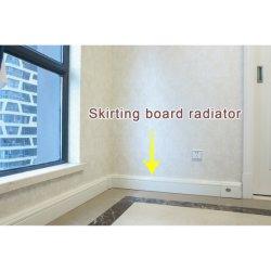 Nouveau Fashioned Système de chauffage central du radiateur en aluminium moulé