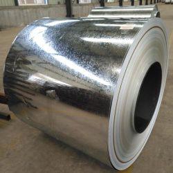 Gi SPCC Sgcd Spangle ordinaire de la bobine d'acier galvanisé