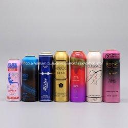 El aluminio Ambientador Spray Perfume puede
