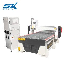 Senke Factory Outlets Prix concurrentiel 1325 Nouveau modèle avec NC Controller acrylique en cuir de travail du bois de coupe de bois de fraisage CNC Router les Machines de perçage