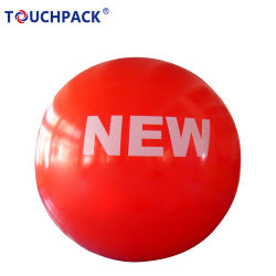 紫外線機械によるロゴの印刷を用いる習慣PVC膨脹可能な球