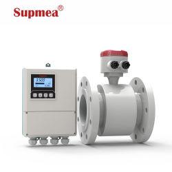 Tubo de líquido de protección IP68 Medidor de flujo electromagnético de agua industrial Fabricante de medidor de flujo de agua sucia Proveedores
