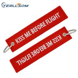 Yerllsom High Quality Custom Personal Event Polsbandjes Woven Logo for Cadeaus Y21011917