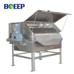 Tratamento de Águas Residuais Solutions Depuradoras tambor rotativo Filtro para venda