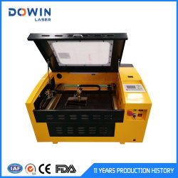 Plastic Paper Wood Glass Leather Acrylic 3050를 위한 작은 Laser Printer CO2 Laser Engraving Cutting Engraver Machine CNC Cutter