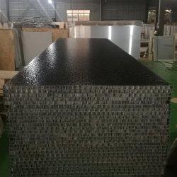 Тисненые ячеистой алюминиевой конструкции Сэндвич панели для погрузчика кожух
