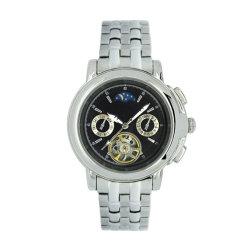 Prix de gros de regarder l'usine OEM ODM mouvement mécanique automatique montre-bracelet (JY-ST016)