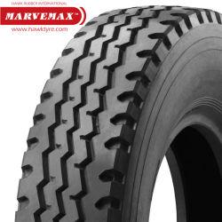 Hawkway/Superhawk Radial Tube Truck&Bus Tire 8.25r16 16PR بجودة جيدة