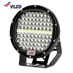 37800LM lampe de travail de conduite 12V/24V Offroad 9pouce ronde des feux de travail à LED