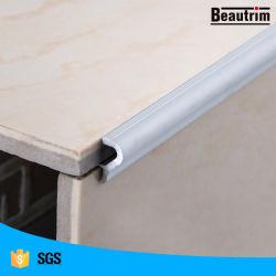 Nosing Van uitstekende kwaliteit van de Trede van het Aluminium van Beautrim