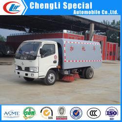 Dongfeng 4X2 Kleiner Kapazität Road Sweeper/Reinigungs-Truck