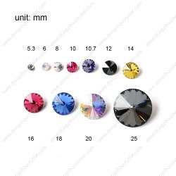 El Rivoli Ab punto anterior para encontrar joyas de diamantes de imitación de cristal