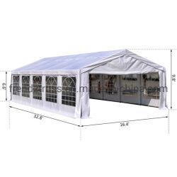 屋外のイベント6*12のメートルのための新しいデザインPVC党塔の小型テント