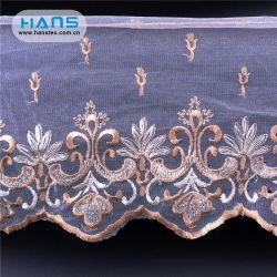 Diseño profesional de diseño libre Hans tejer encajes