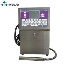 Cij Impresora de inyección de tinta/B&W Impresora de inyección de tinta para la Alimentación/código de barras/Qrcode/Plástico
