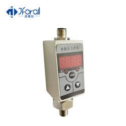 Jfak710 de 220V, el compresor de aire ajustable de RS485 El interruptor de presión de aceite de 24V