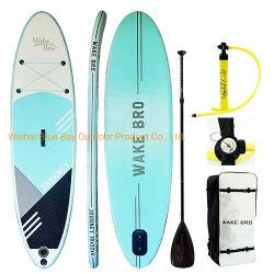 2020 Оптовая OEM дешево надувные Standup Sup платы ракетки доски для серфинга