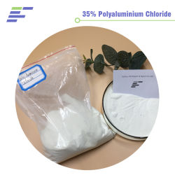 Utilisé pour le textile Traitement des eaux usées Le chlorure de polyaluminium/ 35 % de la poudre blanche