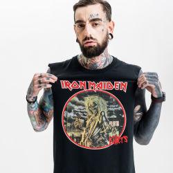 El verano de la nueva banda de Dama de Hierro desgastada Camiseta Sin Mangas Chaleco hombres